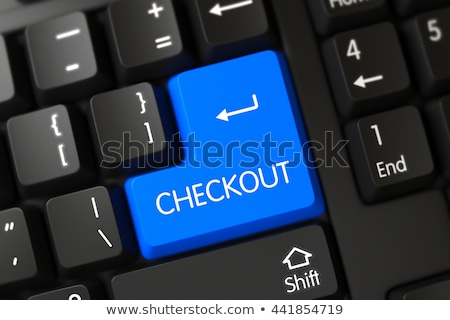 billentyűzet · piros · numerikus · billentyűzet · erősítés · 3d · illusztráció · számítógép · billentyűzet - stock fotó © tashatuvango