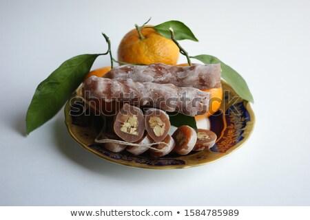 georgian sweets stock photo © olgaaltunina
