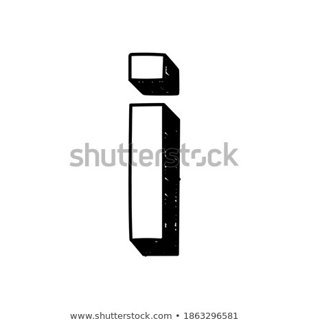 board with alphabet or abc icon, learning concept. vector illustration. Stock photo © kyryloff