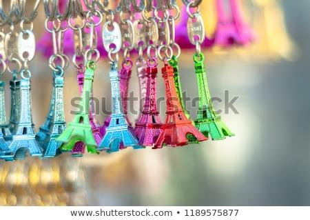 Париж мнение улице Франция цвета магазине Сток-фото © boggy