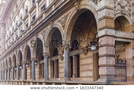 долго · коридор · строительство · свет · архитектура · современных - Сток-фото © vapi