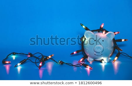 holiday spend Stock photo © morrbyte