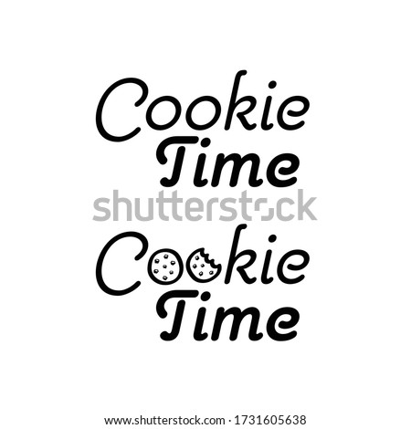 Cookie time! Stock photo © danielgilbey