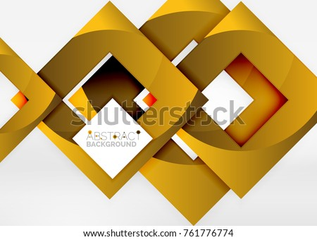 Photo stock: Résumé · carré · mosaïque · vecteur · cadre · espace · de · copie