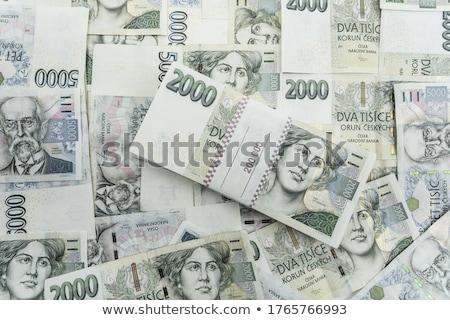 Czech Money Zdjęcia stock © Artush