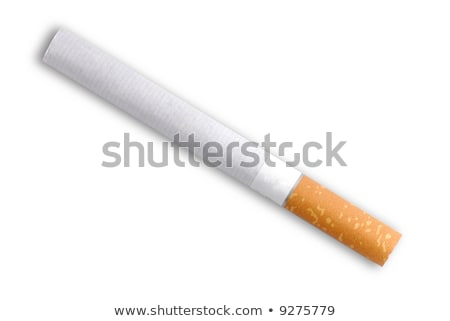 Cigarette sticking out from the pack  Stock photo © Grazvydas