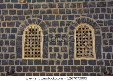 Duvar kayalar parça Stok fotoğraf © sundaemorning