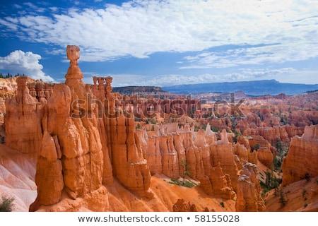 földtan · kő · kalapács · izolált · fehér - stock fotó © meinzahn