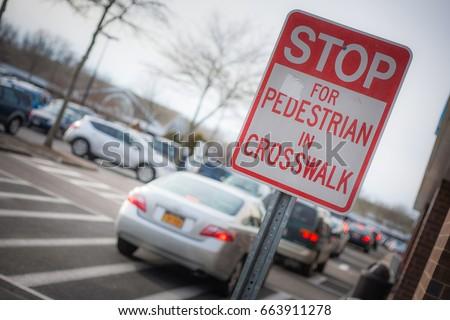 voetganger · signaal · tonen · veilig · kruis · 10 - stockfoto © dedmorozz