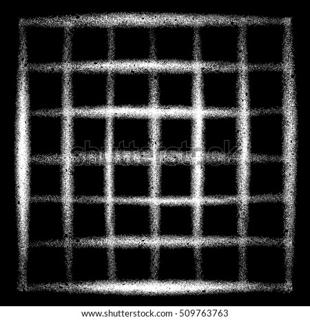 Sieci grunge graffiti czarno białe Zdjęcia stock © Melvin07