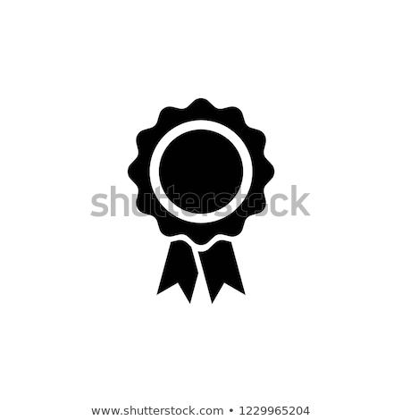 prize ribbon Stock photo © AnatolyM
