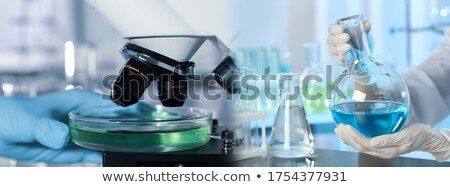 Chemical analysis Stock photo © icefront