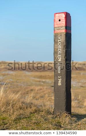 Stockfoto: Nederlands · natuur · zuidwest · eiland · water · meer