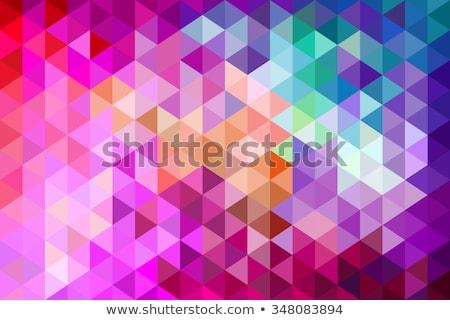 Poligon geometric background Stock photo © Designer_things