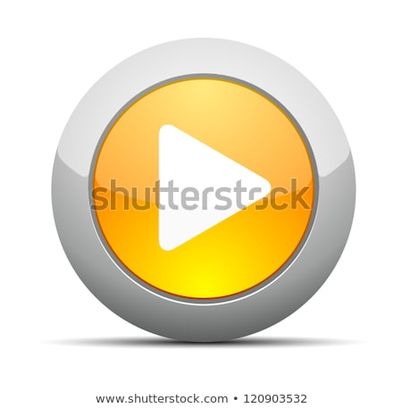 Play Now Yellow Vector Icon Button Stock photo © rizwanali3d