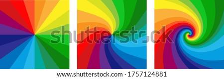 Rainbow twist Stock photo © jsnover