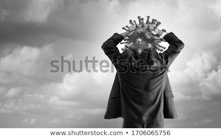 Stock photo: Hypochondriac Concept