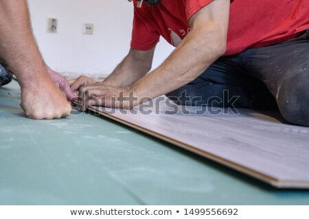 a kneeled carpenter stock photo © photography33