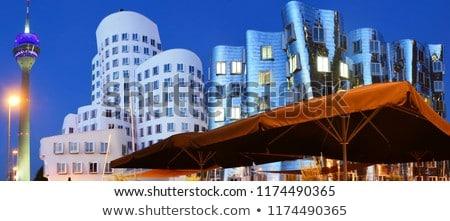 Duesseldorf Germany Stock photo © claudiodivizia