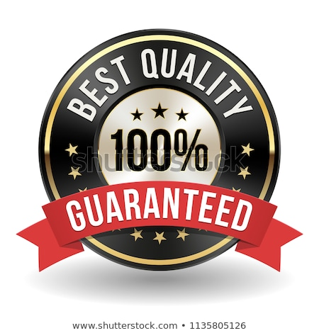 Best Quality Red Vector Icon Button Stock photo © rizwanali3d