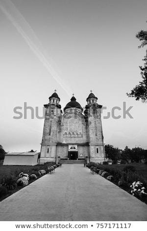 iglesia · Rumania · edificio · arte · arquitectura · historia - foto stock © tony4urban