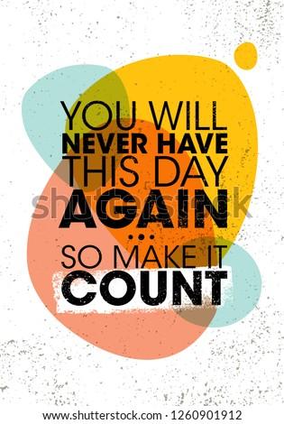 Motivational quote poster Stock photo © maxmitzu
