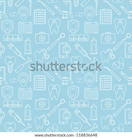 Stok fotoğraf: Diş · ayna · güzel · mavi · sağlık · imzalamak