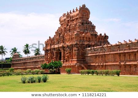 Erleichterung Tempel alten Indien groß leben Stock foto © dmitry_rukhlenko