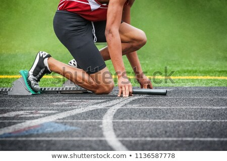 On your marks Stock photo © RTimages