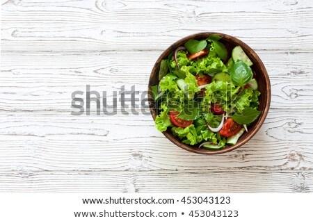 Salad lettuce  Stock photo © natika