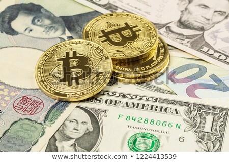 coin jpy stock photo © netkov1