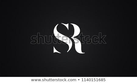 корпоративного · личности · шаблон · дизайна · оранжевый · цвета - Сток-фото © twindesigner