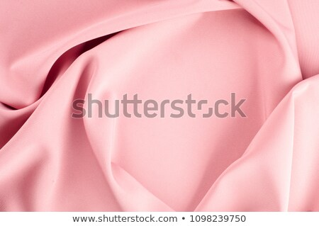 Curtain Fabric, silk tissue Stock photo © Ecelop