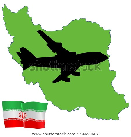 fly me to the iran stock photo © perysty