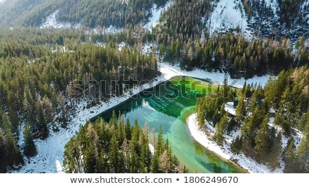 austrian alps in winter Stock photo © taviphoto