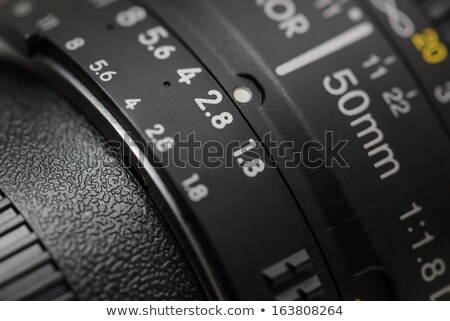 Close up of rangefinder camera Stock photo © Ronen
