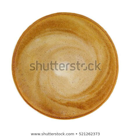 Coffee froth Stock photo © stockyimages
