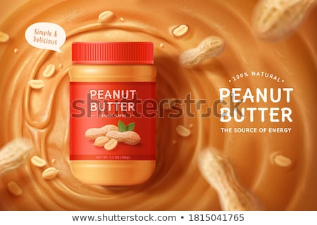 three peanuts stock photo © badmanproduction