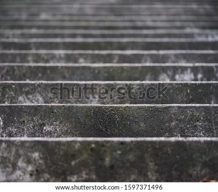 Cement Stairs Stock photo © rhamm