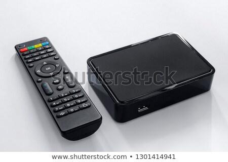 IPTV on White Keyboard Button. Stock photo © tashatuvango