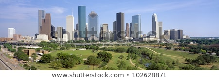 Houston skyline cityscape in Texas US stock photo © lunamarina