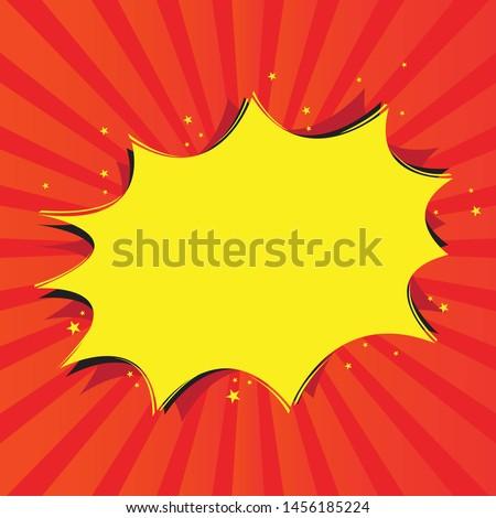 Villanás citromsárga vektor ikon terv digitális Stock fotó © rizwanali3d