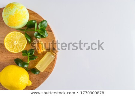 Citrus Spa Ingredients Stock photo © marilyna
