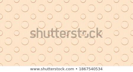 Golden Ore Bubbles Background Stock photo © vilevi