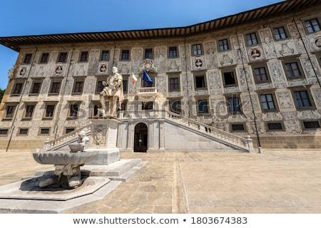 Piazza dei Cavalieri, Pisa, Italy Stock photo © borisb17