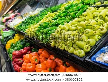 различный грибы продажи рынке Лондон продовольствие Сток-фото © elxeneize