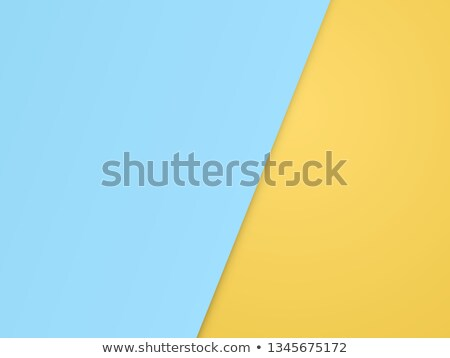 torn ripped paper background in two colors Stock photo © SArts