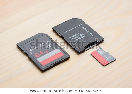 due · computer · ricordo · isolato · bianco · informazioni - foto d'archivio © inganielsen