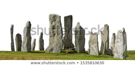 Callanish Stones Stock photo © gewoldi