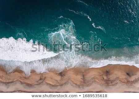 Pacific Ocean View Stock photo © emattil